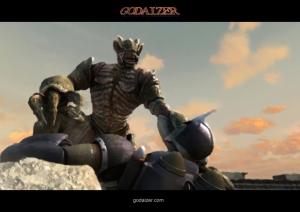 Godaizer postcard22